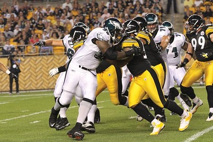 The 2011 Pittsburgh Steelers have the experience and talent to get back to the Super Bowl. - PHOTO BY HEATHER MULL