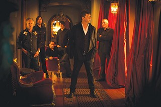 The Afghan Whigs at Mr. Small's Theatre
