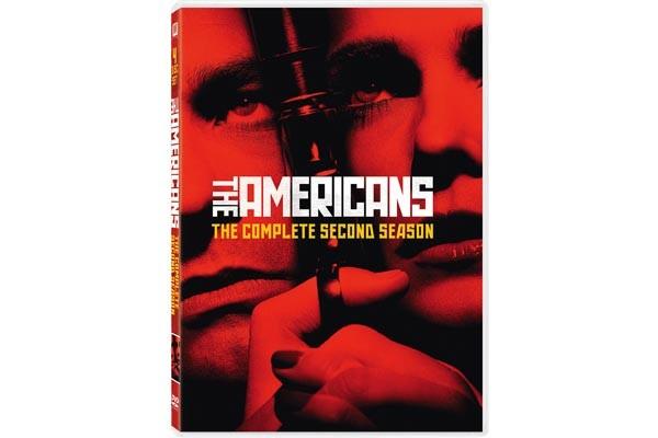 The Americans TV Series Season 2 DVD set