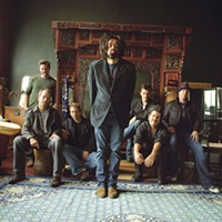 Counting Crows' Adam Duritz on writing, hip hop and the band's next record