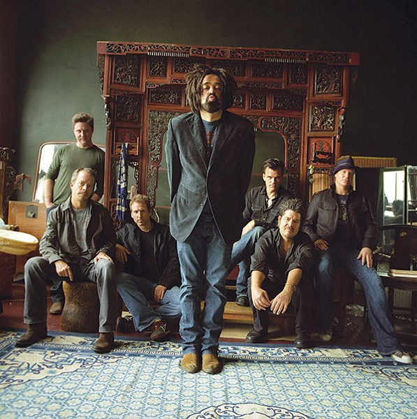 The best is yet to come: Counting Crows Adam Duritz