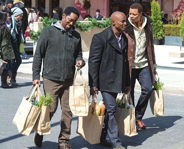 The Best Man Holiday movie