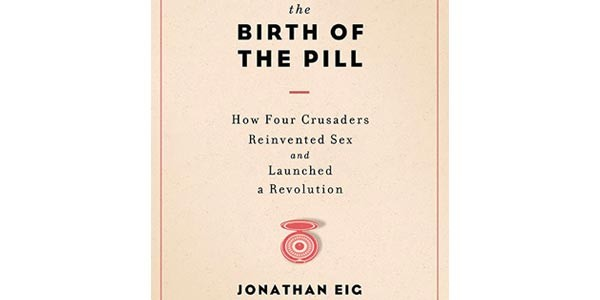 The Birth of the Pill book