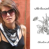 Reviews of poetry chapbooks <i>The Buried Return</i>, by Christine Stroud, and <i>Argot</i>, by Fred Shaw