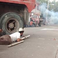 Oaxaca on the Barricades