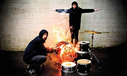 The droids you're looking for: Japandroids
