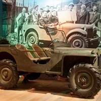 History Center Exhibit Exploring Pittsburgh and World War II Opens Tomorrow