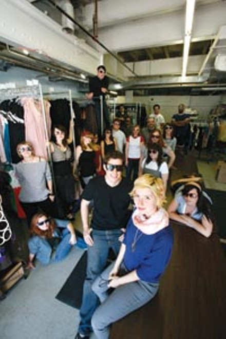 The future's (so) bright at ModCloth's Strip District headquarters - HEATHER MULL