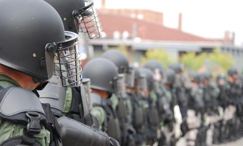 The G-20, and the out-of-town officers brought in to control it, will continue to be a storyline in 2010