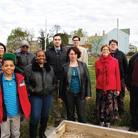 The Greening of Larimer:<b> </b>Community's future depends on reusing remnants of its past
