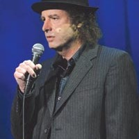Behind a new album, comedian Steven Wright plays Pittsburgh for the first time in five years.