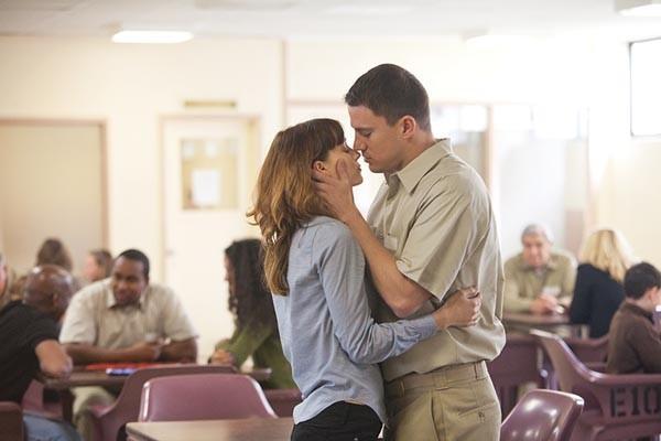 The happy couple? Rooney Mara and Channing Tatum