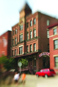 The historic Penn Brewery - PHOTO: HEATHER MULL