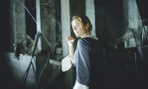 The house is haunted: Belen Rueda investigates.