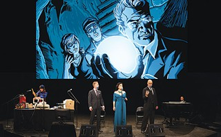 The Intergalactic Nemesis: Target Earth at the Byham Theater