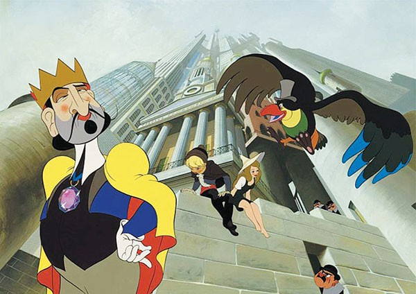The King and the mockingbird film