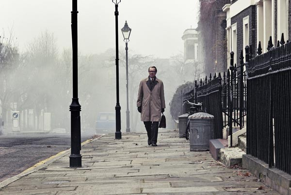 The man still out in the cold: Gary Oldman as George Smiley