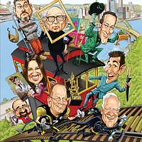 The National Cartoonists Society comes to town.