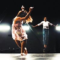 The nationally recognized August Wilson Center Dance Ensemble honors songwriter Bill Withers.