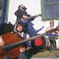 The New Familiars put a rock 'n' roll spin on old-time country and folk