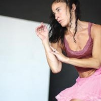 Using structure and technique, Gina T. Cacalano hopes to rehabilitate the image of dance improv.