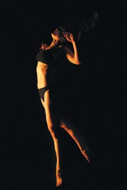The Pillow Project, with dancer Beth Ratas, premieres Twenty Eighty-Four. - PHOTO COURTESY OF DEREK STOLTZ.