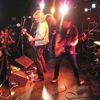 M.O.T.O.'s Paul Caporino takes on a Pittsburgh backing band