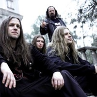 Polish death-metal lords Vader headline the Monsters of Death tour