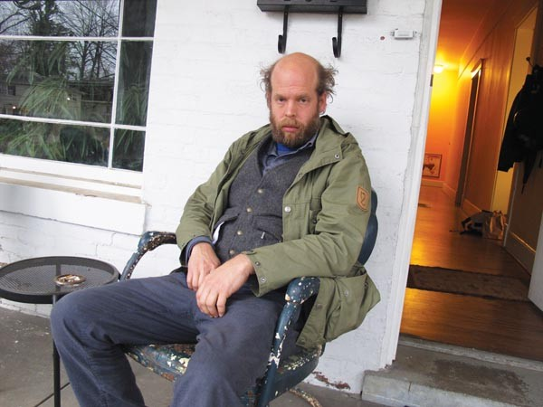 "The ""prince"" who looks a pauper: Will Oldham"