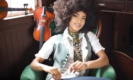"""""""The real thing"""": Esperanza Spalding"""