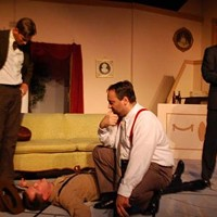The Summer Company's <i>A Slight Case of Murder</i>