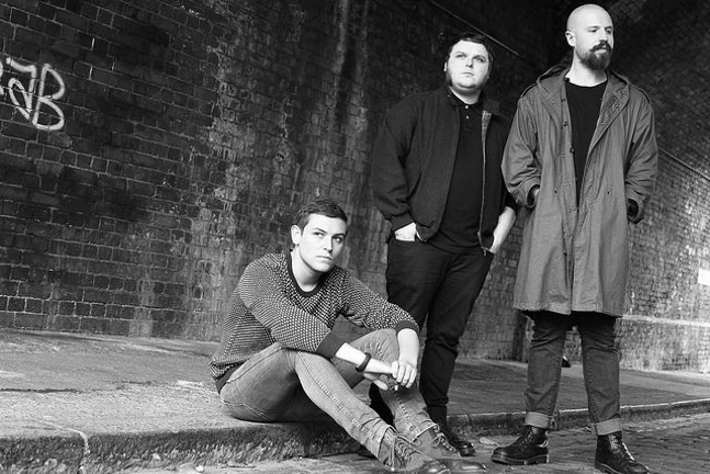The Twilight Sad, coming to Brillobox in February - PHOTO COURTESY OF NICOLA COLLINS