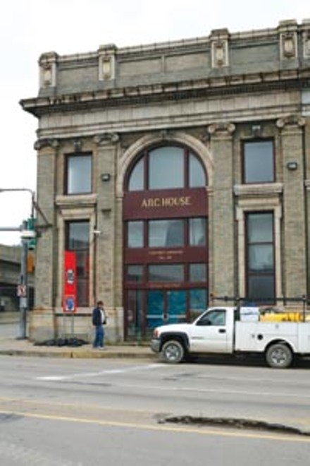 The vacant structure built as Workingman's Savings Bank faces possible demolition.