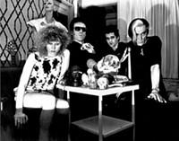 Theresa Kereakes, punk rock day of the dead, art