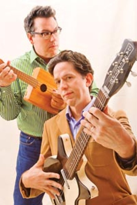 They Might Be Giants - COURTESY OF JAYME THORNTON