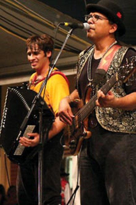 They Might Be Polkas: Alex Meixner and Bubba Hernandez