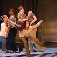 One misstep aside, <i>Contemporary Choreographers</i> is a strong program