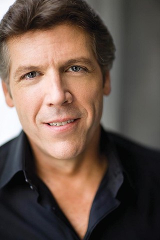 Thomas Hampson at Pittsburgh Symphony. - PHOTO COURTESY OF DARIO ACOSTA.