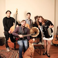Three chords and the truth, plus a dog: The Armadillos