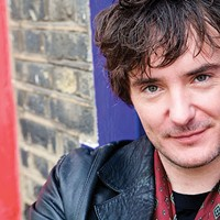 Three questions for Irish comedian Dylan Moran