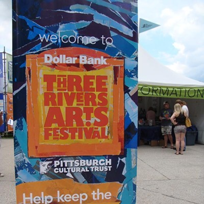 Three Rivers Arts Festival