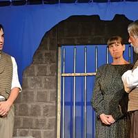 Throughline's <i>The Night Thoreau Spent in Jail</i>