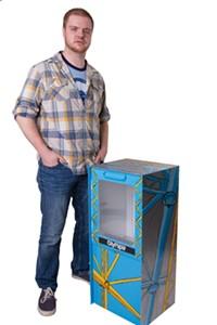 Tim Goodier, artbox project