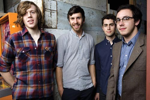 Tokyo Police Club - PHOTO COURTESY OF CHRISSY PIPER