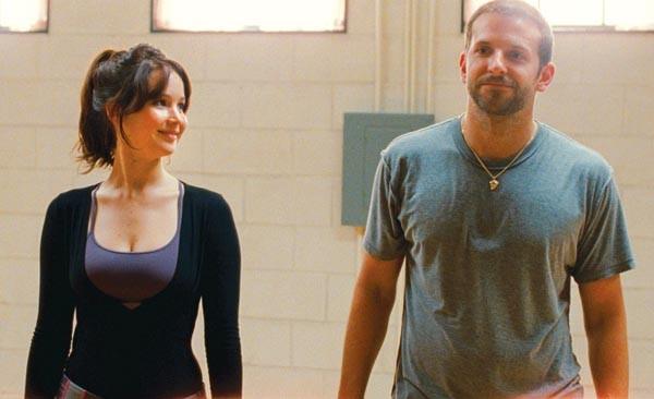 Troubled, times two: Jennifer Lawrence and Bradley Cooper