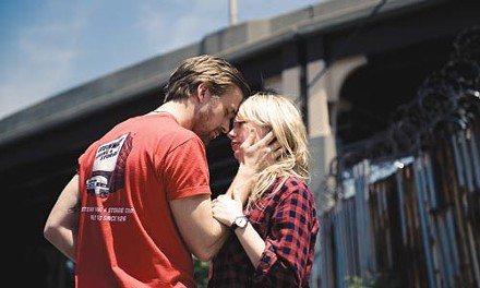 True love: Ryan Gosling and Michelle Williams navigate their relationship.