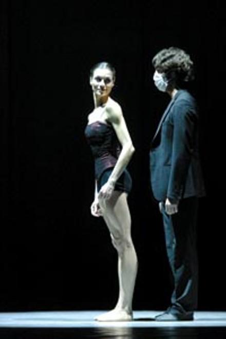 True love waits: Ballet Maribor's Radio and Juliet. - PHOTO COURTESY OF 6-PRIME.