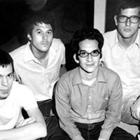 Improv quartet Chicago Luzerne Exchange plays Thunderbird Café