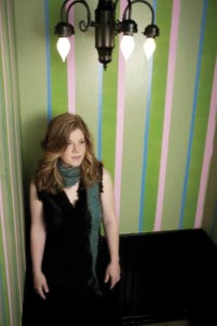Turn up the voltage: Dar Williams