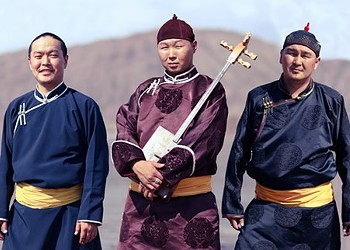 Tuvan throat singers and Appalachian-Asian fusion band to perform at First Unitarian Church